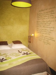 chambre d'hôtes. cabaret vert. Charleville-Mézières. bed and breakfast